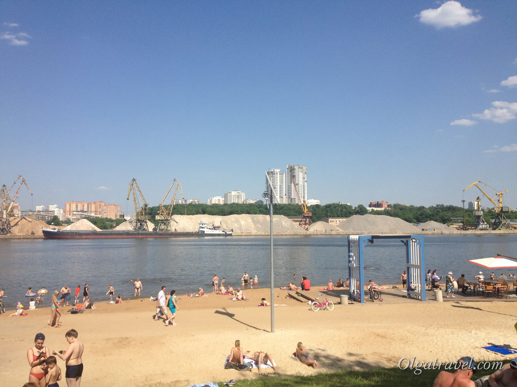 И для сравнения: лето 2014, Москва :)