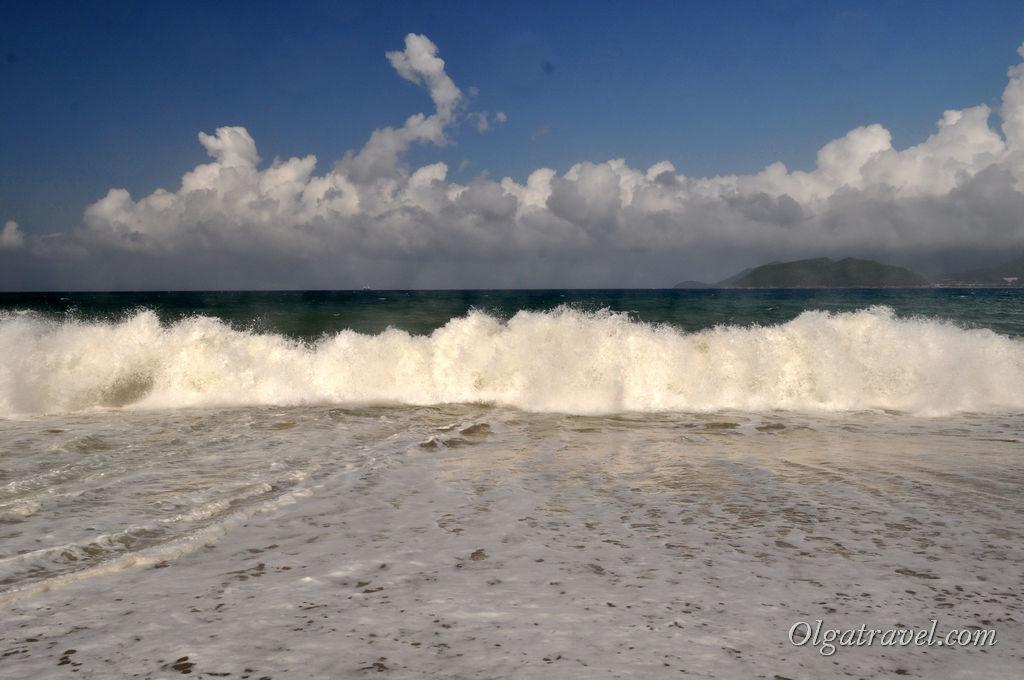 Нячанг море вьетнам
