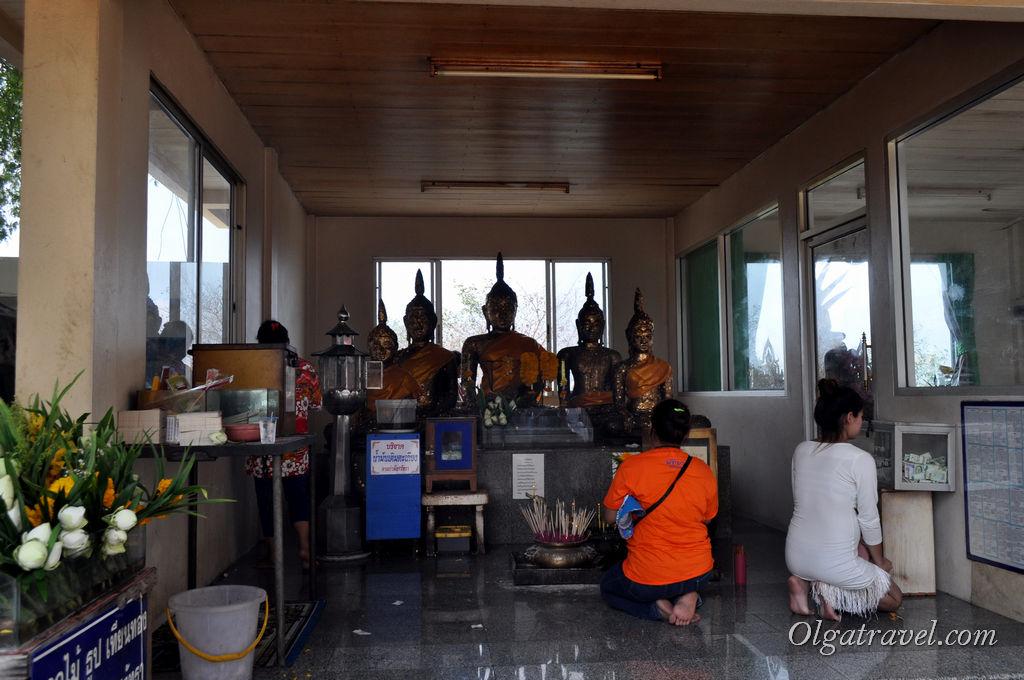 Wat Khao Phra Bat