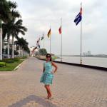 Пномпень – столица Камбоджи. Полезная информация о городе, как добраться, отели в Пномпене. Достопримечательности Пномпеня – что посмотреть в городе за один день