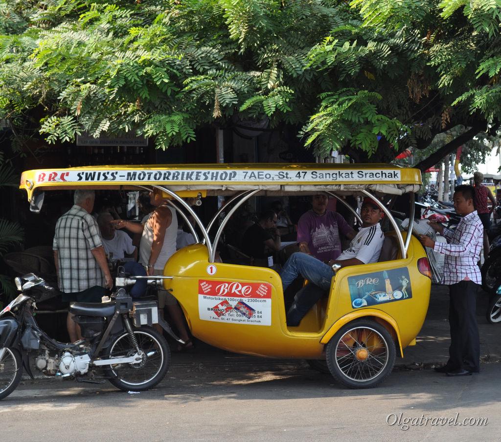 Пномпень столица Камбоджи