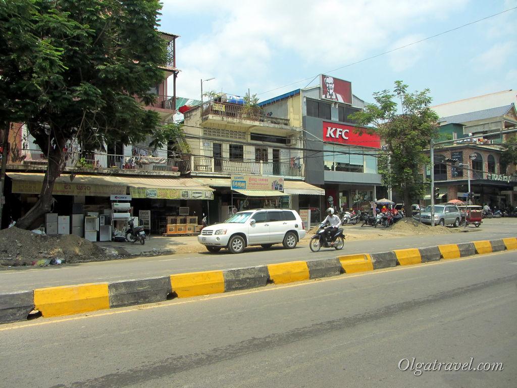 еда Пномпень