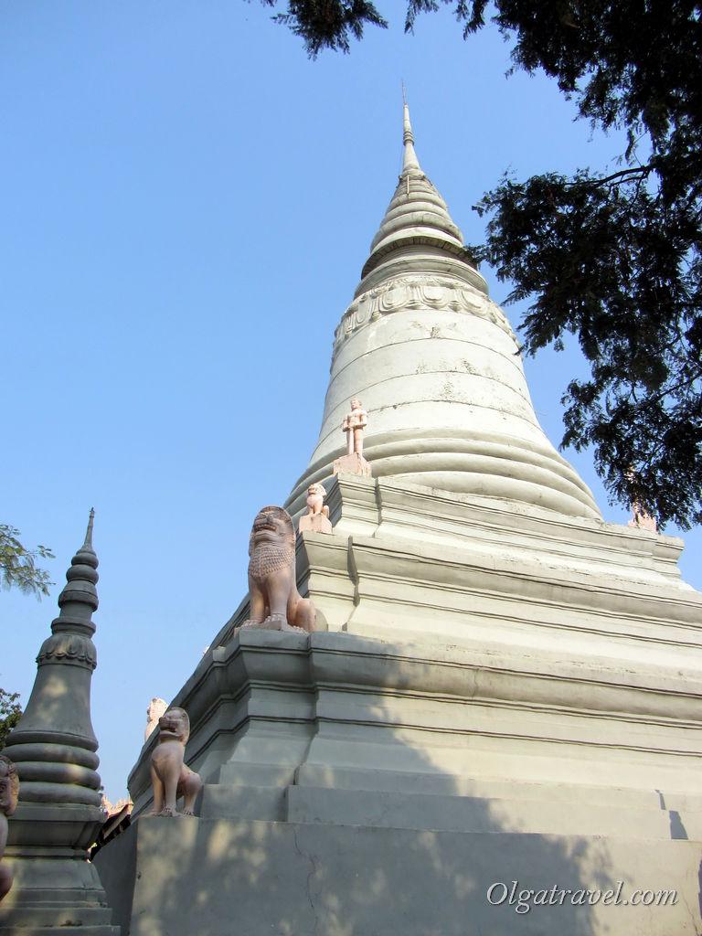 Пагода Ват Пном