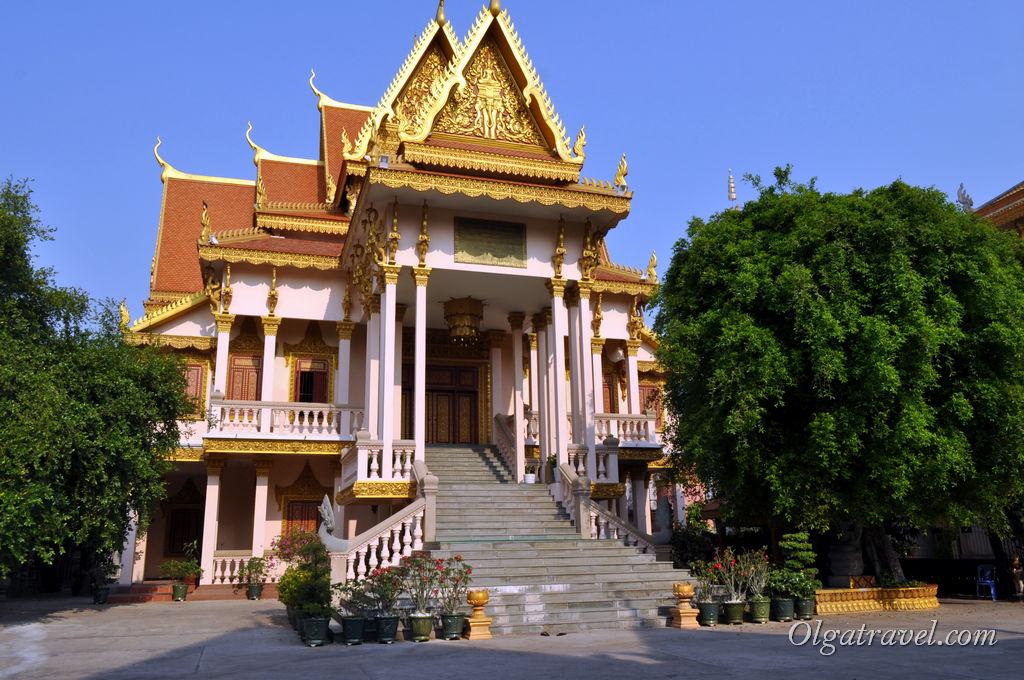 Пномпень храмы
