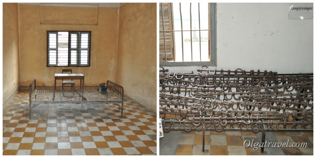 Музей геноцида Туол Сленг Пномпень