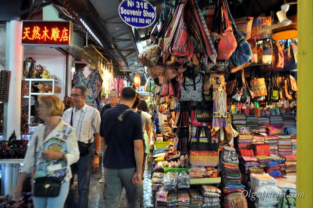 Рынок в Сием Рипе