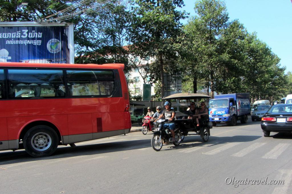 Сием Рип транспорт