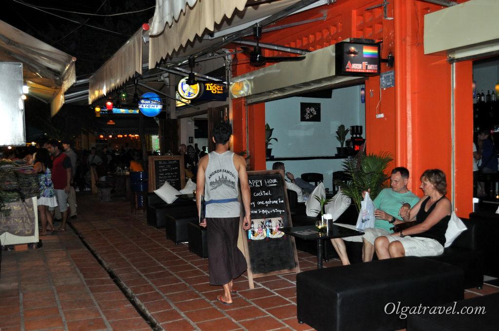Сием Рип улица баров