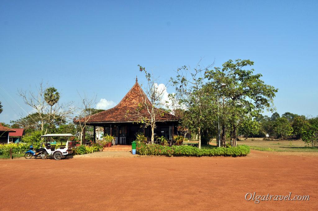 воздушный шар Ангкор