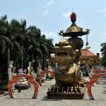 Тематический парк развлечений в Хошимине – парк Suoi Tien