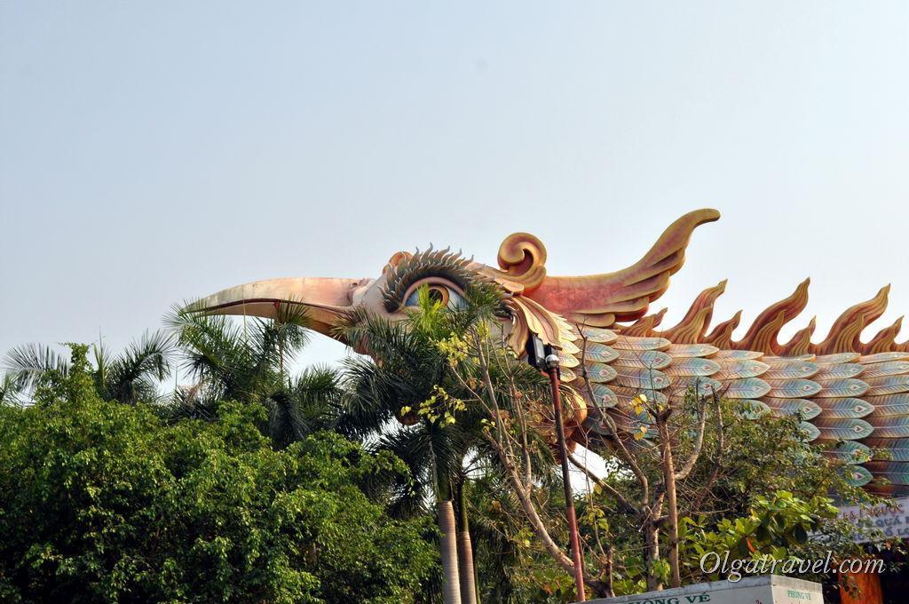 парк Suoi Tien