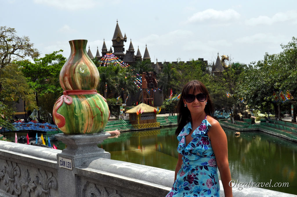 Суои Тьен парк