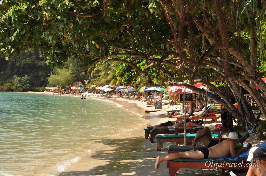 пляжи Ко Чанг