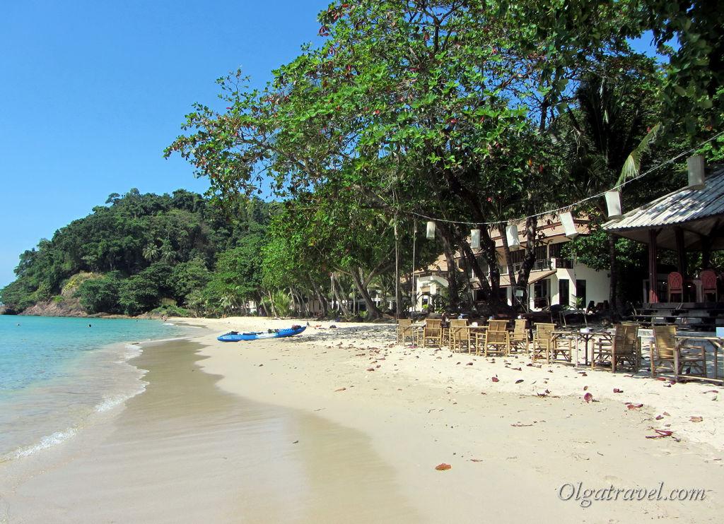лучший пляж Ко Чанг