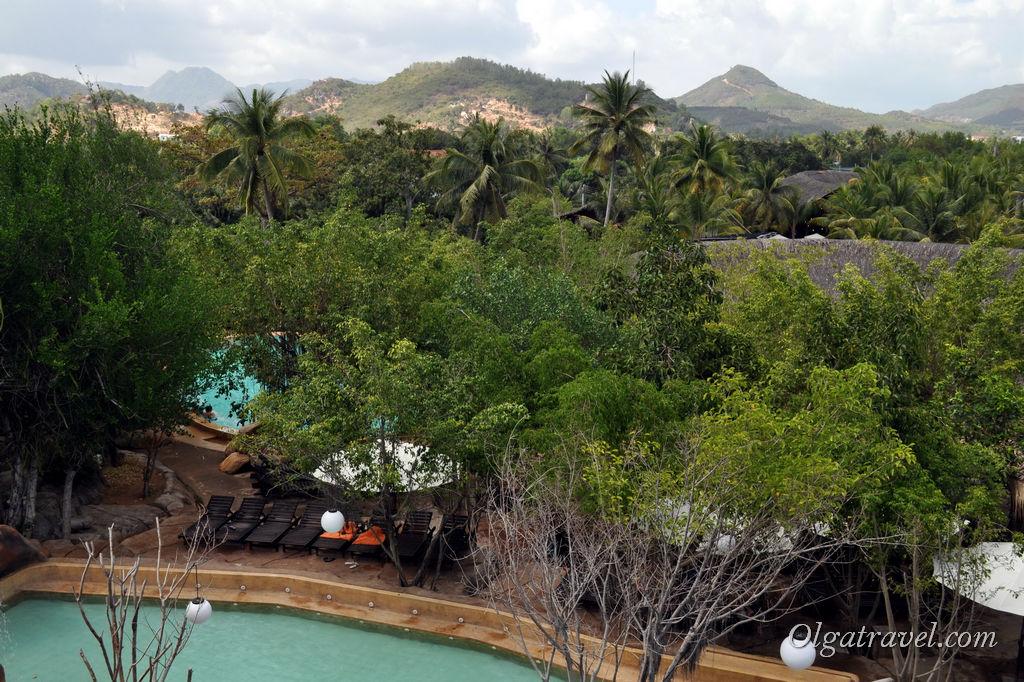 горячие источники I Resort