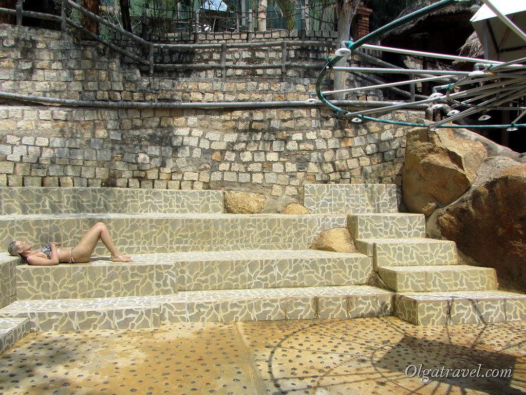 Тхап Ба грязи