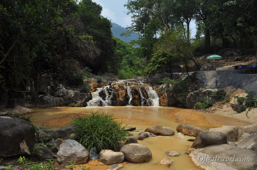 Водопад Янг Кан