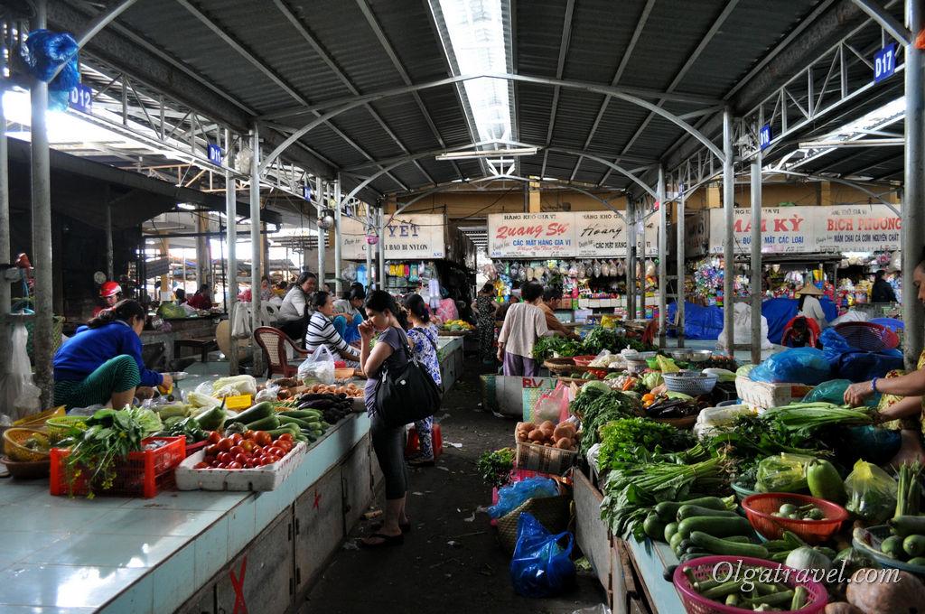 Где находятся оптовые рынки