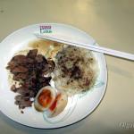 Где недорого покушать в Таиланде: фудкорт в торговых центрах. Цены на еду