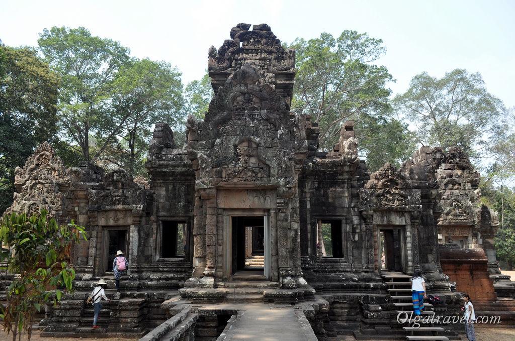 Храм Чау Сэй Тевода