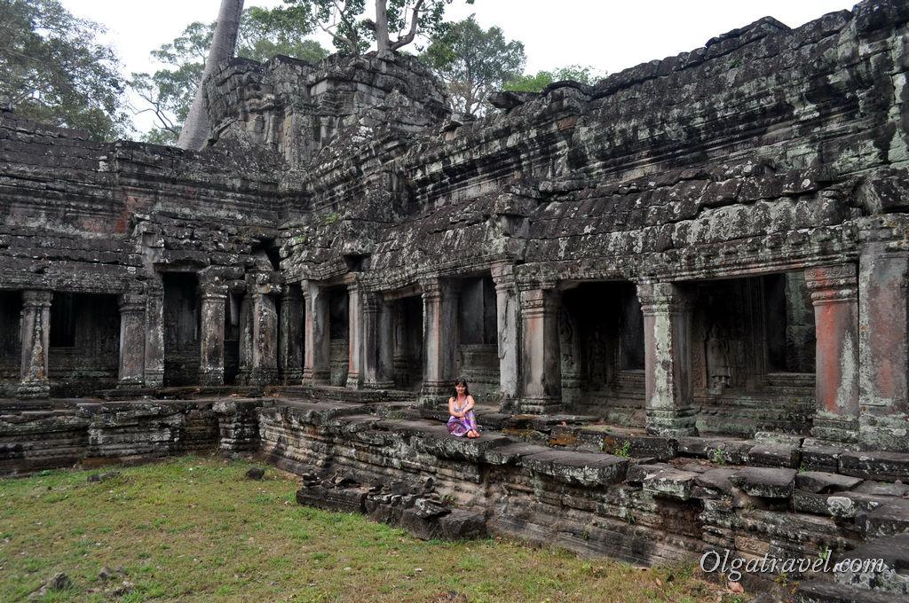 Храм Преa Кан