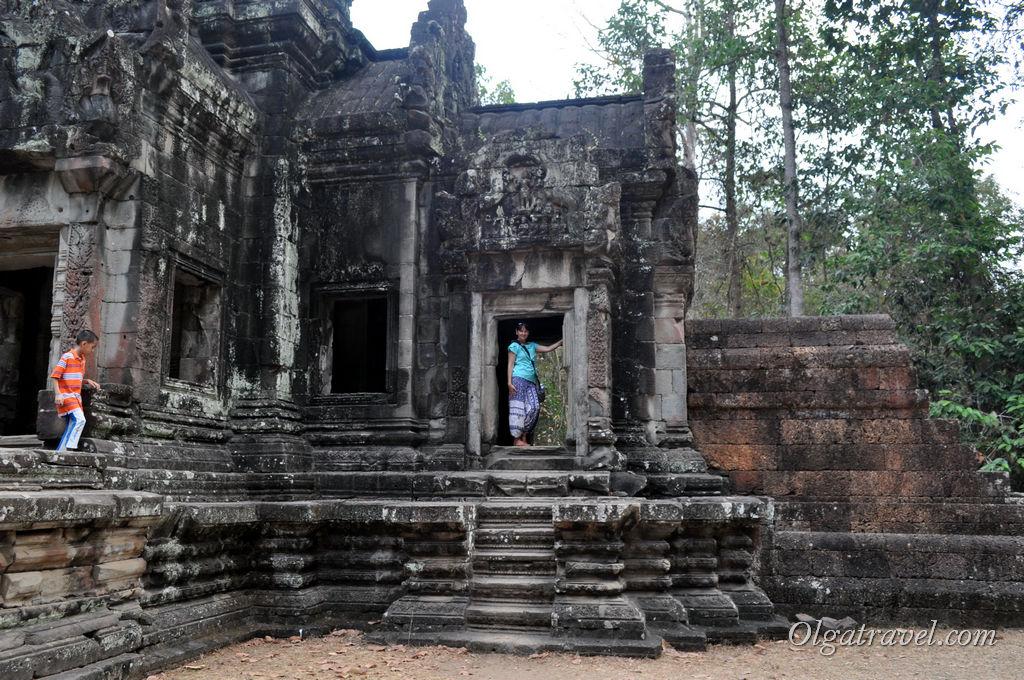 Храм Тхомманон