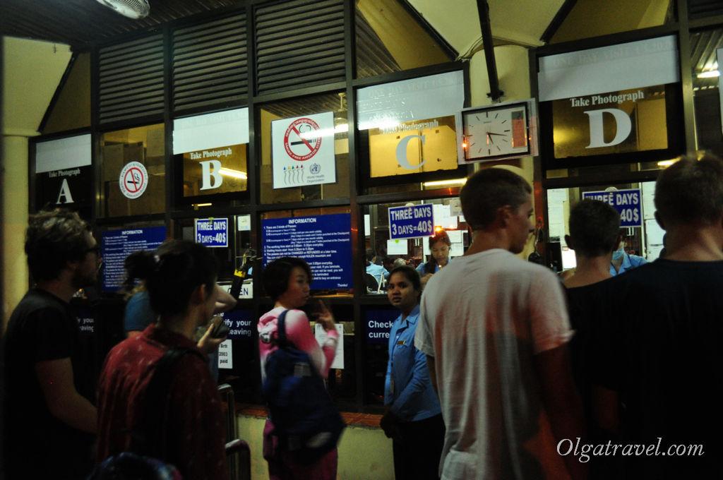 билеты в Ангкор Ват