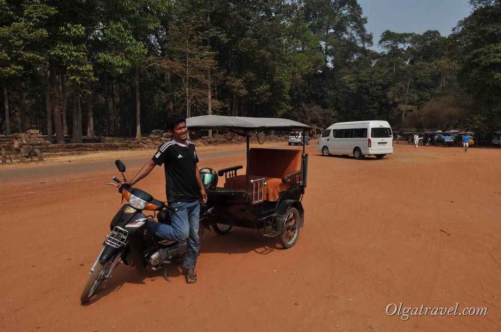 Тук тук Ангкор