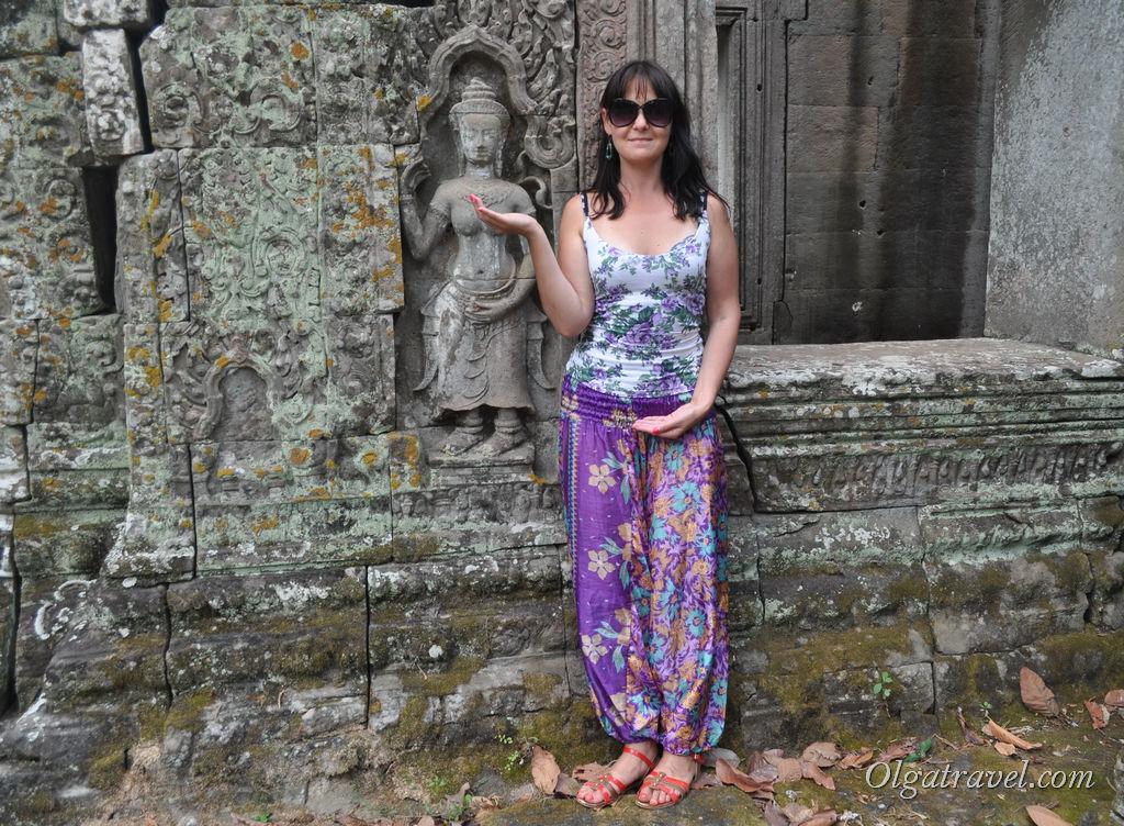 Где-то в Ангкоре