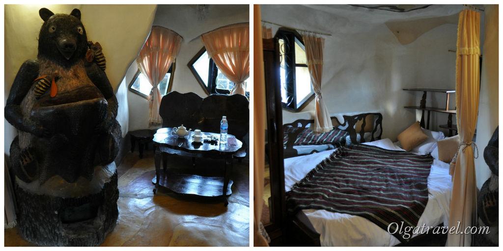 крейзи хаус отель