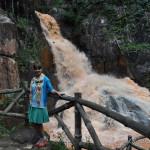 Водопад Датанла в окрестностях Далата и необычный спуск к нему
