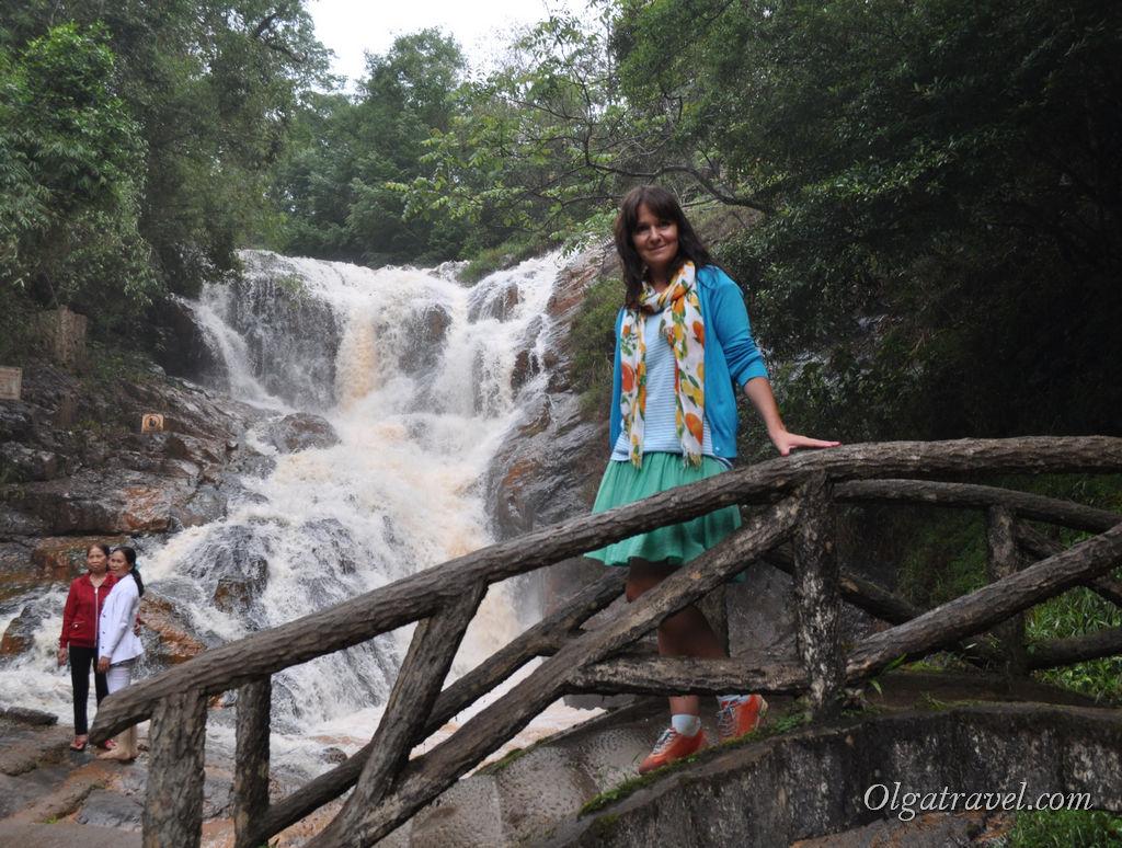 Датанла водопад