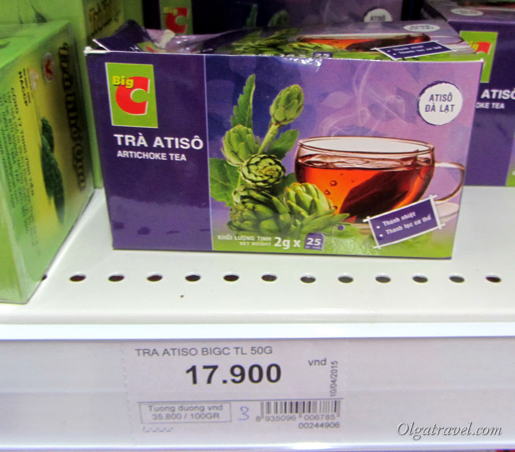 Нячанг цены на чай