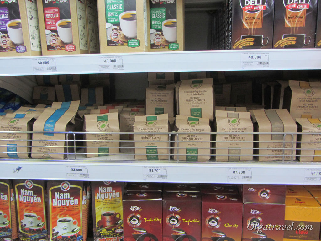 Нячанг цены кофе