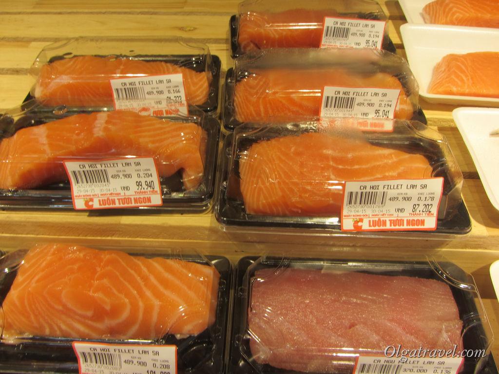 цены на еду Нячанг