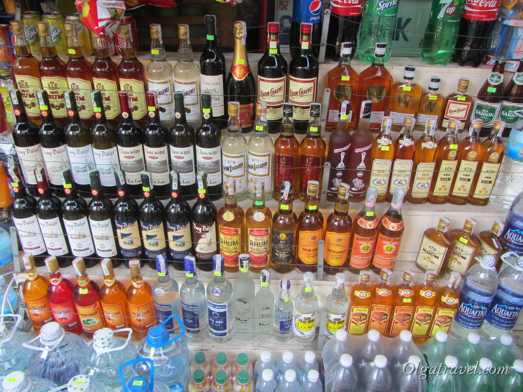 Нячанг алкоголь
