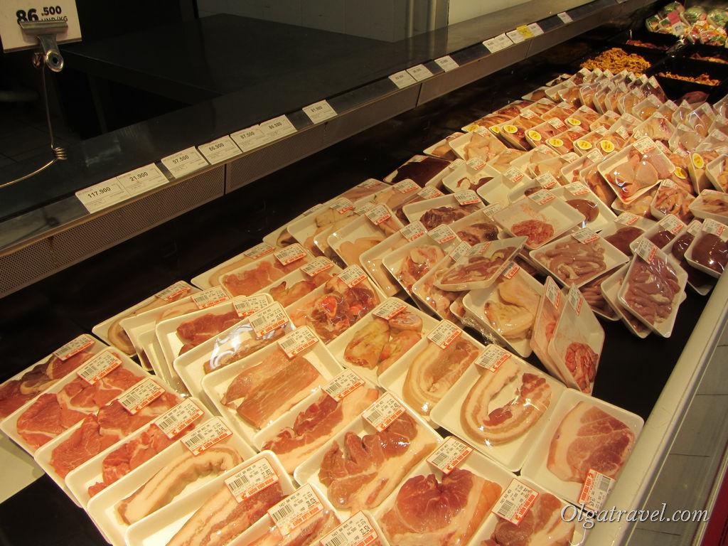 Нячанг цены на еду