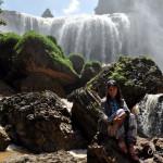 Слоновий водопад Далат – самый мощный водопад в окрестностях города!