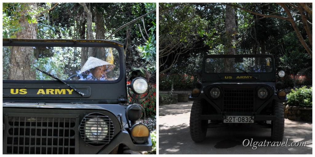 Любят вьетнамцы военные машины
