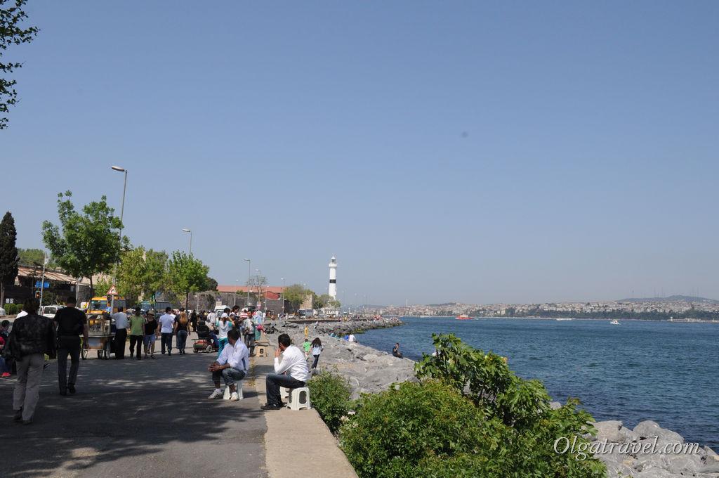 остановиться в Стамбуле
