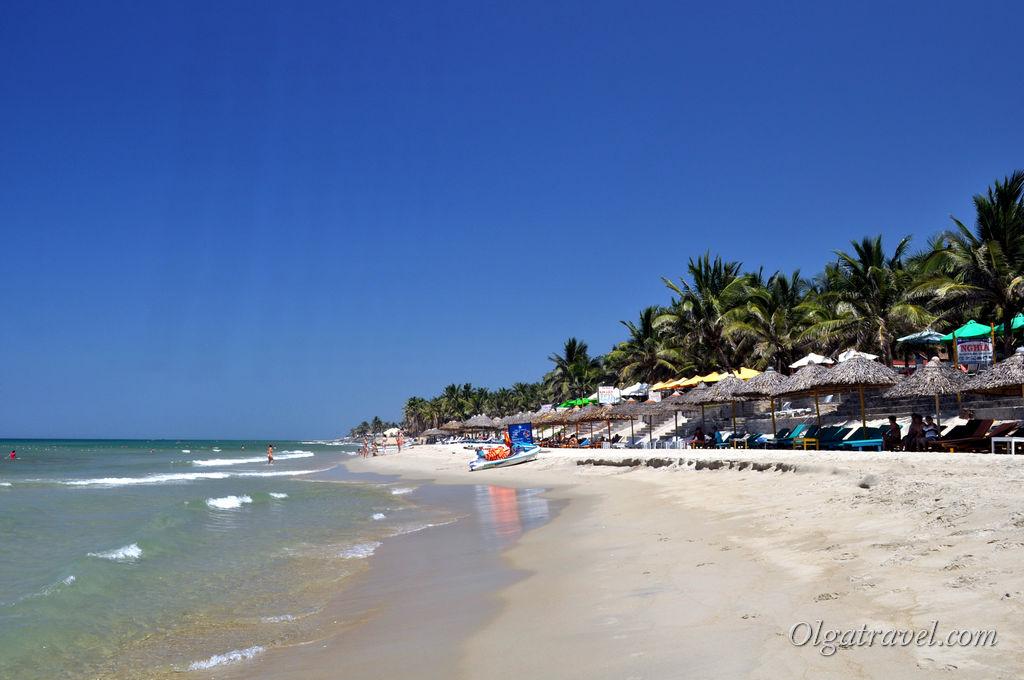 Пляж Хой Ан