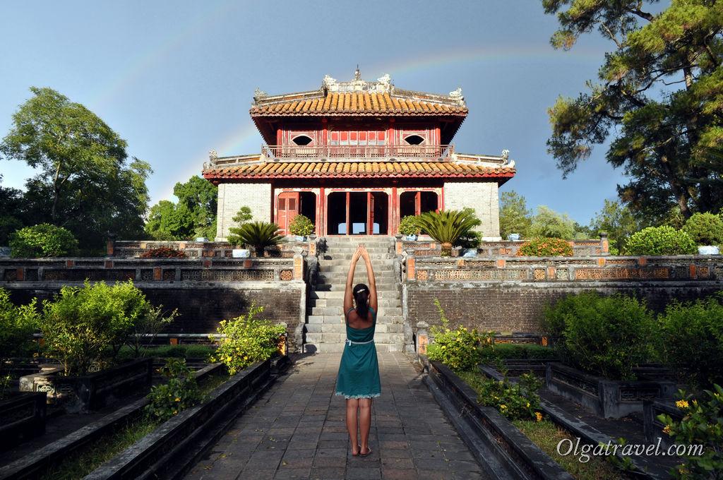 Хюэ отпуск во Вьетнаме