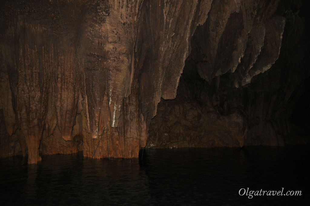 Вьетнам пещеры Фонгня
