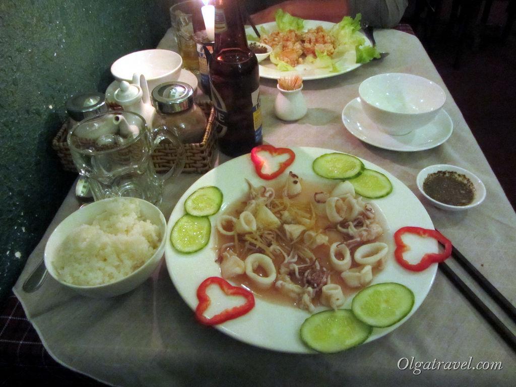 Вьетнам еда