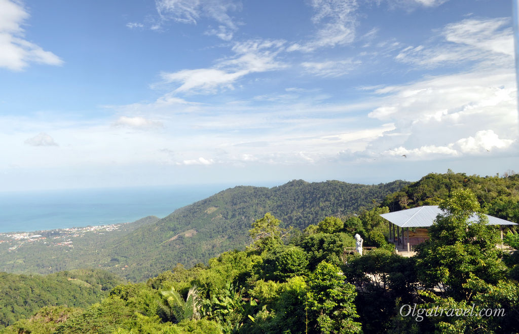 Будда в горах Ламая