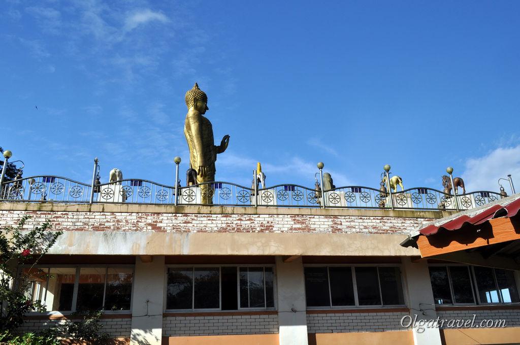 Биг Будда в горах Самуи