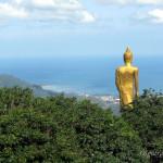 Большой Будда в горах Самуи и наш экстремальный подъем в гору на байке