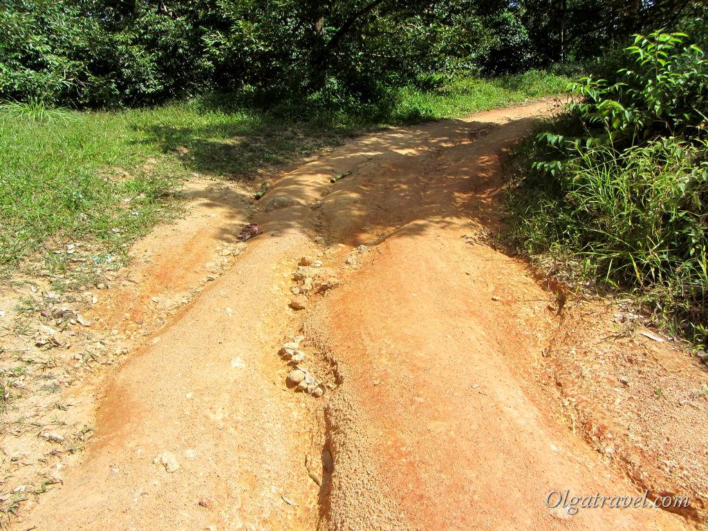 дороги на Самуи