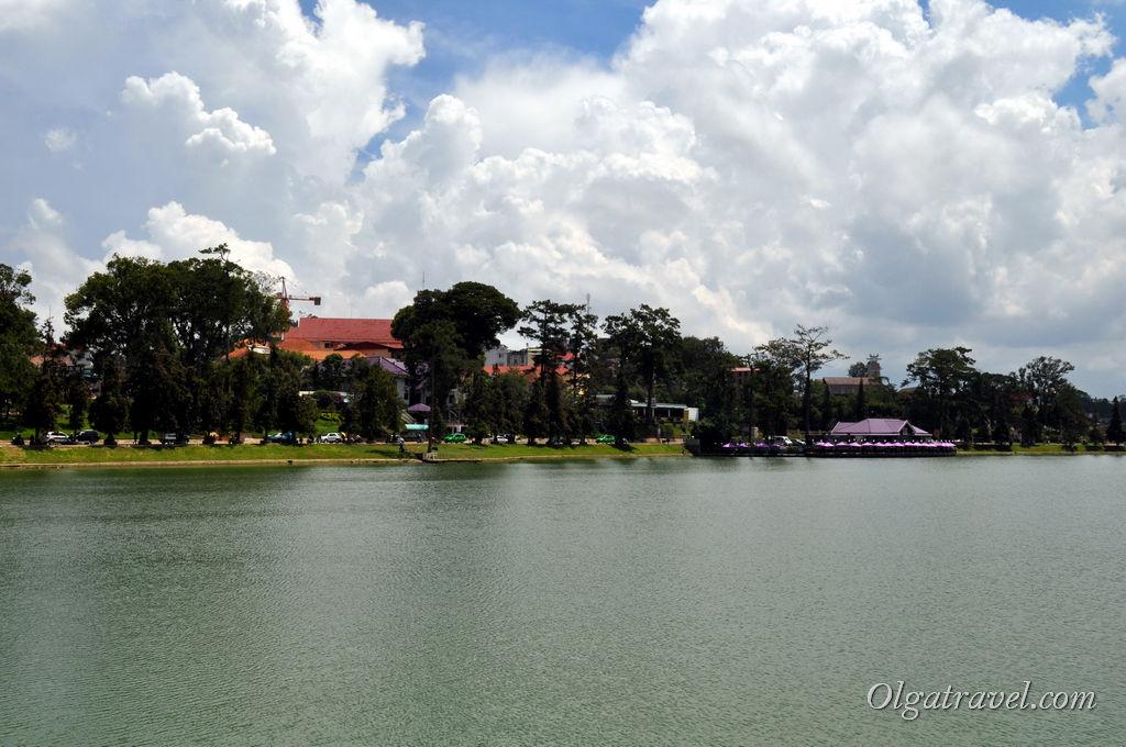 Далат озеро