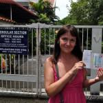 Виза-ран в Малайзию. Получение тайской визы на Пенанге. Наш опыт